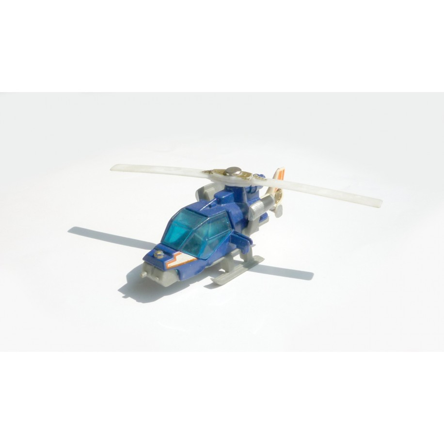 Mission Helicopter Blue Thunder