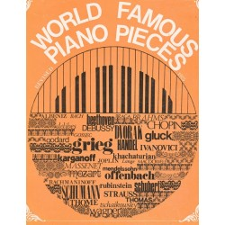 World Famous Piano Pieces