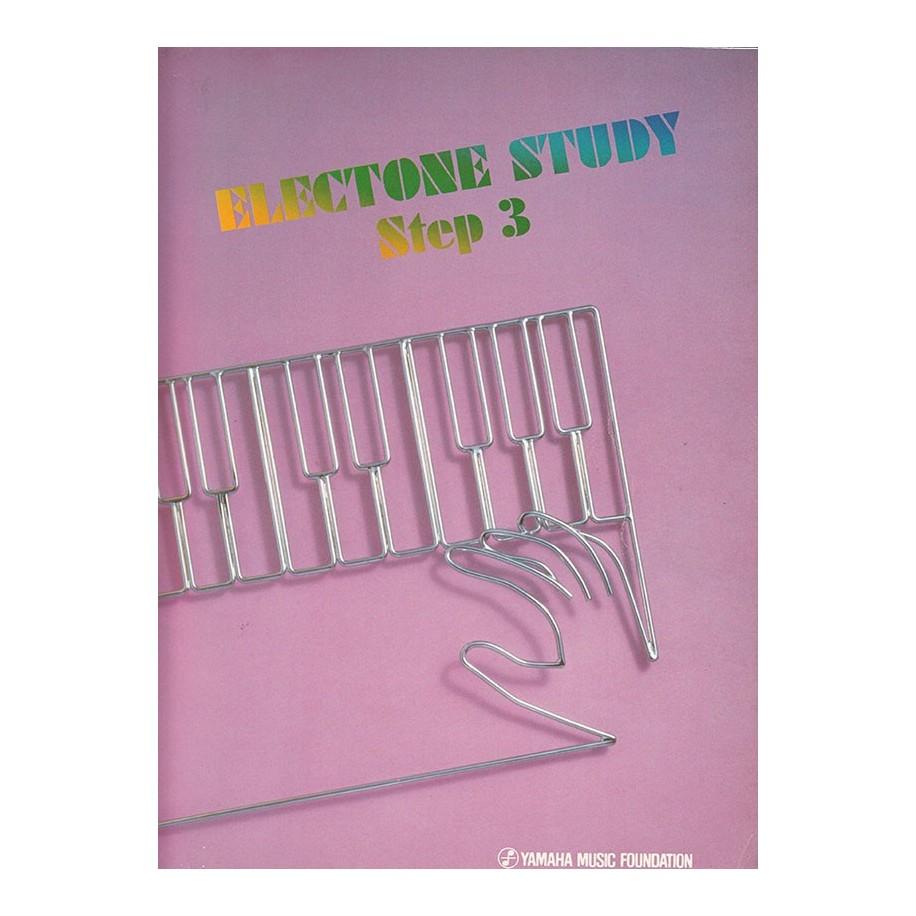 Electone Study Album Step 3 Yamaha
