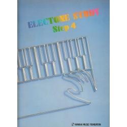 Electone Study Album Step 4 Yamaha