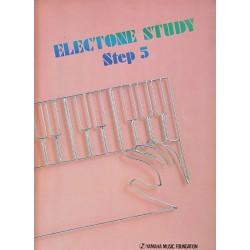 Electone Study Album Step 5 Yamaha