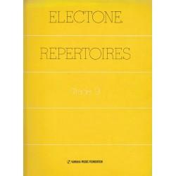 Yamaha Electone Repertoires Grade 9