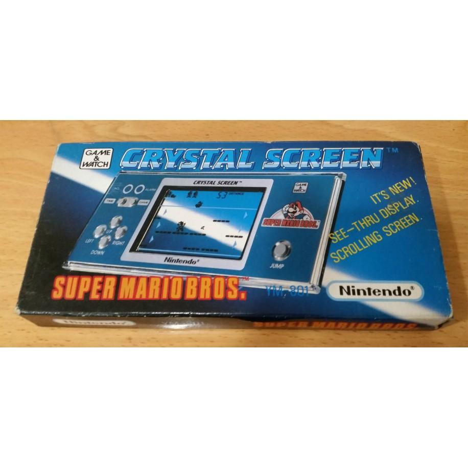 Super Mario Bros Crystal Screen