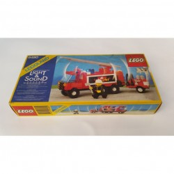 Lego 6480 Light and Sound Hook and Ladder Truck
