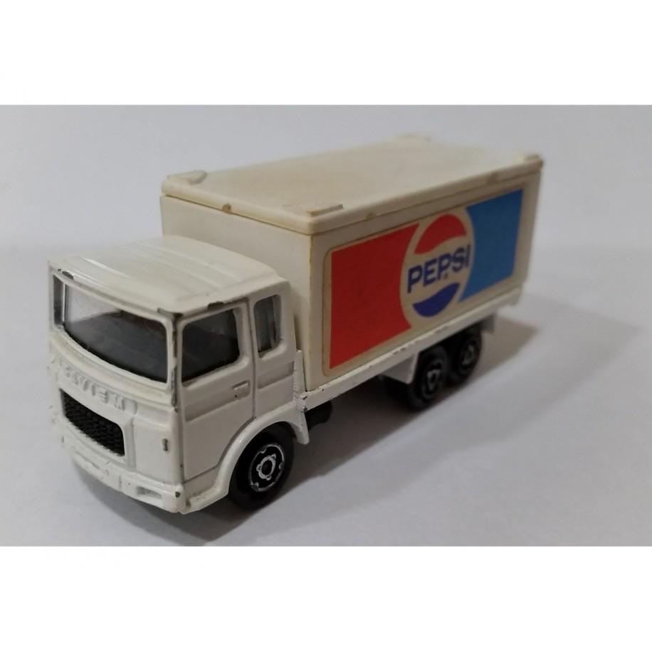Pepsi Cola Saviem Truck