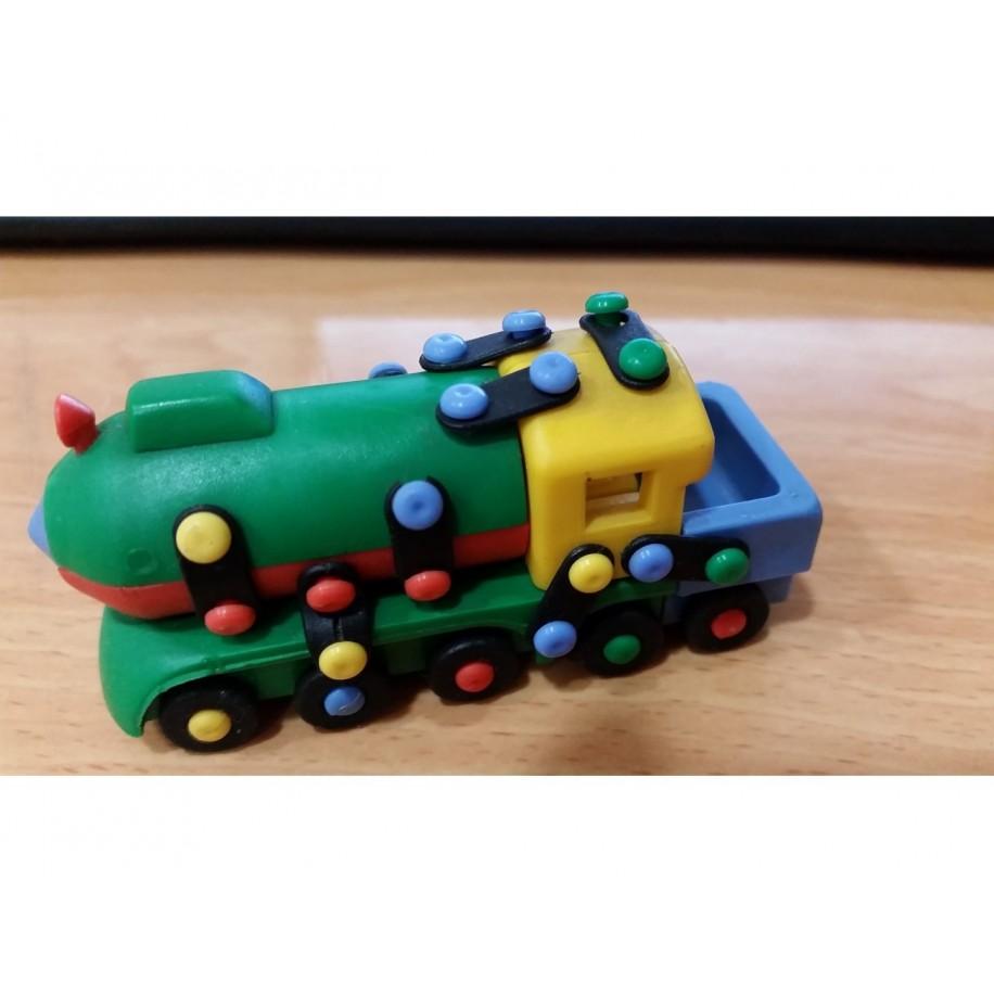 Mobilcraft Diesel Train Locomotive