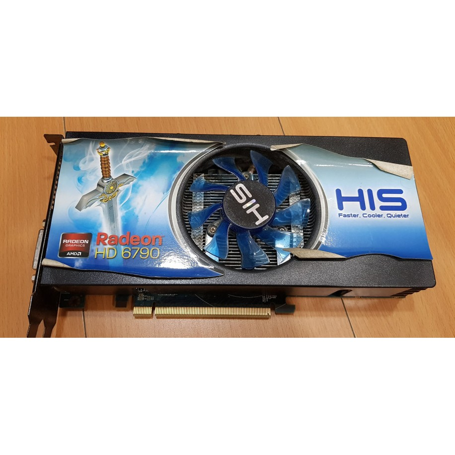 HIS Radeon HD 6790 1GB