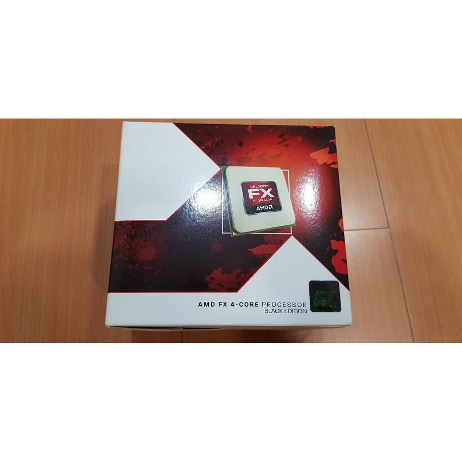 AMD FX-4100 Black Edition 3.6GHz 12MB Cache 4-core