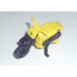 Trail bike transformer