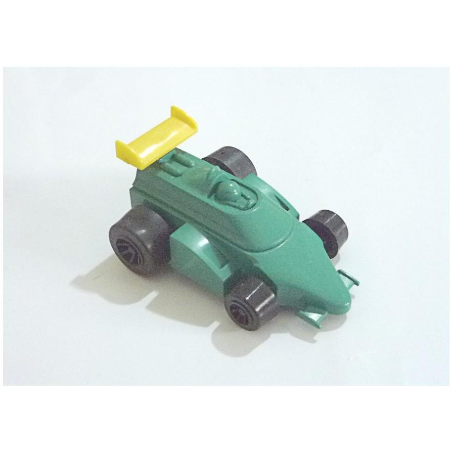 Formula racecar spring powered