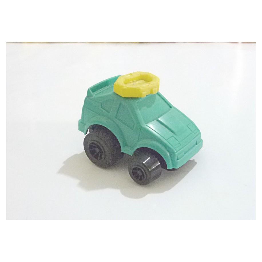 Racecar spring powered