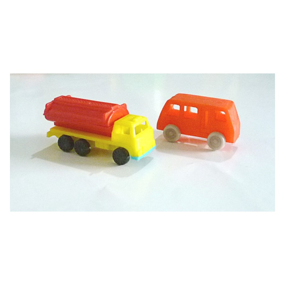 Tank truck and bus