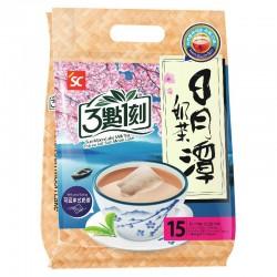 3:15pm 3시15분에 Milk Tea Sun Moon Lake