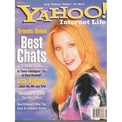 Yahoo Internet Life Magazine June 1997