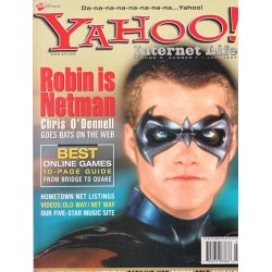 Yahoo Internet Life Magazine July 1997