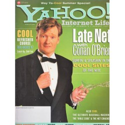Yahoo Internet Life Magazine August 1997