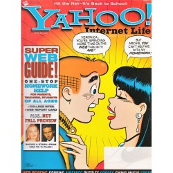 Yahoo Internet Life Magazine September 1997