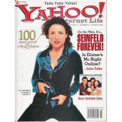 Yahoo Internet Life Magazine March 1998