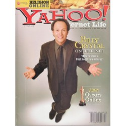 Yahoo Internet Life Magazine April 1998