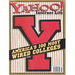 Yahoo Internet Life Magazine May 1998