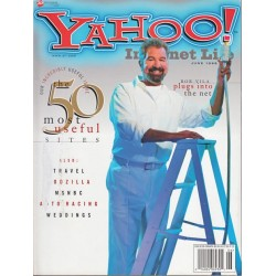 Yahoo Internet Life Magazine June 1998