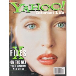 Yahoo Internet Life Magazine July 1998