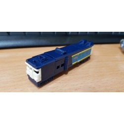 Train Robot Diaclone