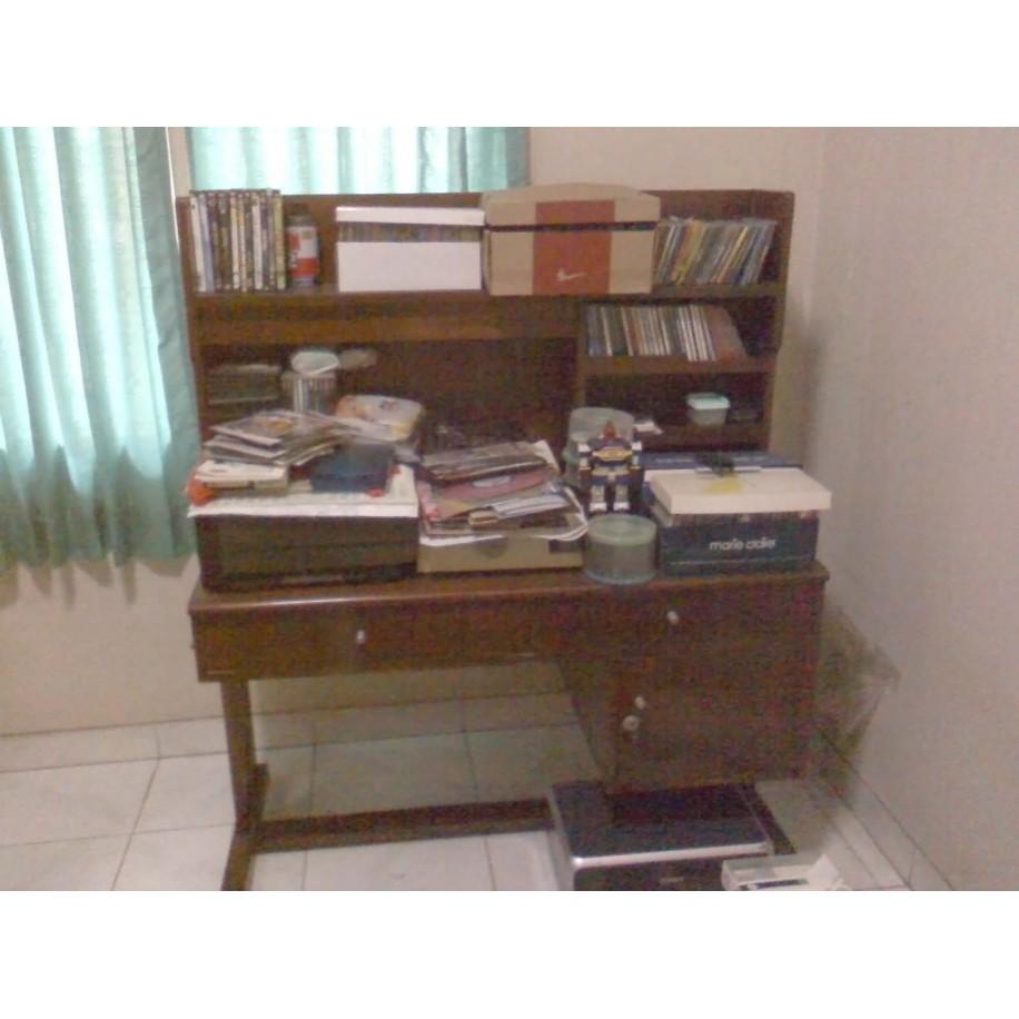 Teak study desk