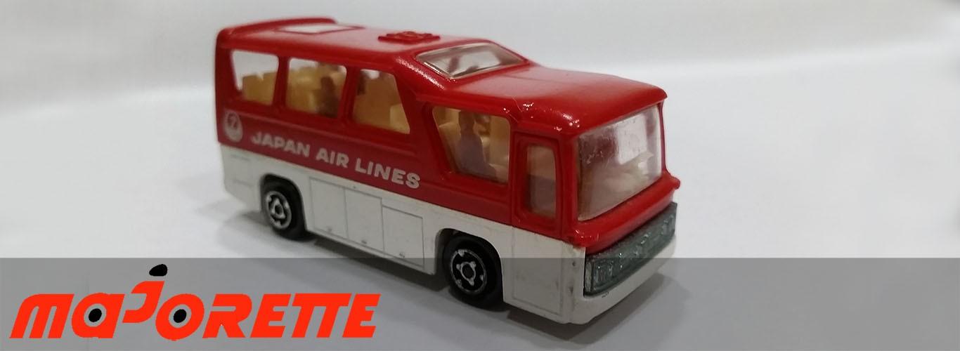Majorette Minibus 262